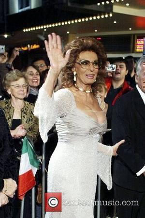 Sophia Loren The Italian Australian Film Festival 2007: World Premiere of 'Anita' - Opening night arrivals held at Hoyts Entertainment...