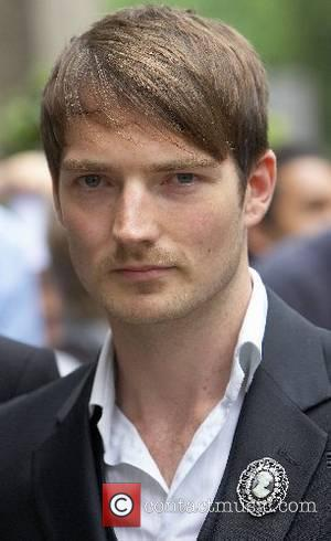 Dan Gillespie of The Feeling at the 2007 Ivor Novello Awards at Grosvenor House, London, England - 24.05.07