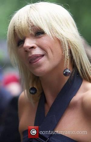 Zoe Ball and Ivor Novello Awards