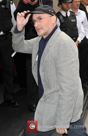 Phil Collins Ivor Novello Awards held at Grosvenor House - Arrivals London, England - 22.05.08