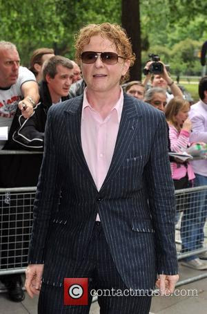 Mick Hucknell Ivor Novello Awards held at Grosvenor House - Arrivals London, England - 22.05.08