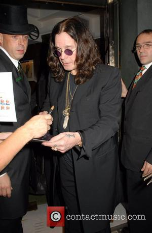 Osbournes To Host The Brits 2008