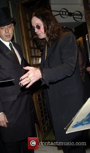 The Ivy London, Ozzy Osbourne
