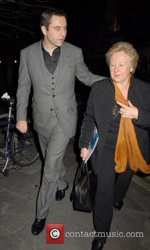 David Walliams and Mother
