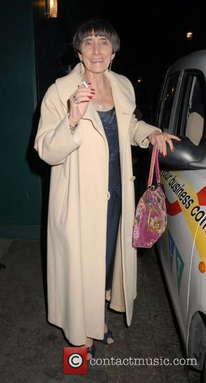 June Brown London, England - 16.02.2008
