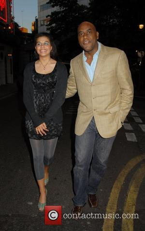 Ainsley Harriott and daughter Maddie Harriott at the Ivy London, England - 18.07.07