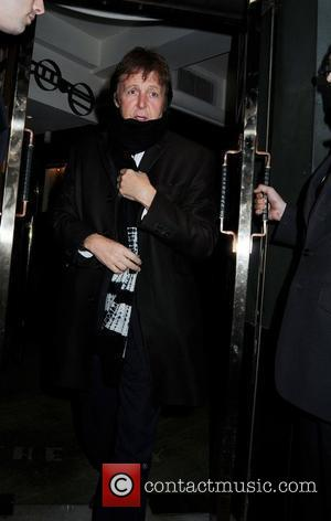 The Ivy London, Sir Paul McCartney