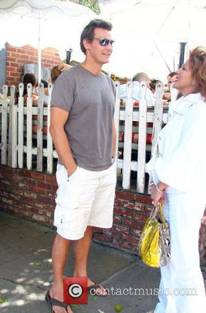 Ingo Rademacher leaving the Ivy restaurant  Los Angeles, California - 28.05.08