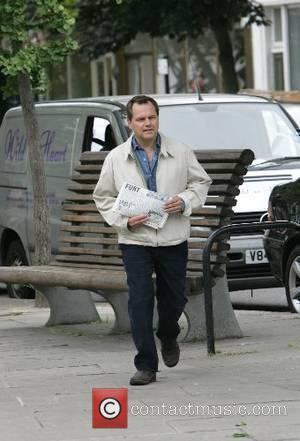 Jack Dee Filming a new show for BBC TV London, England - 07.06.07