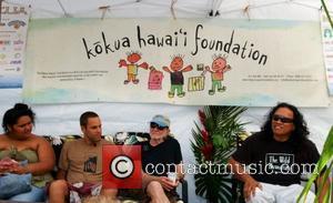Paula Fuga, Jack Johnson and Willie Nelson
