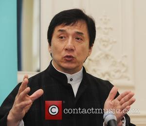 Chan Admits English Language Problems