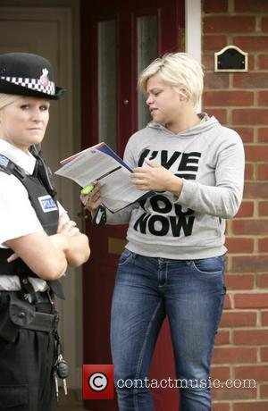 Jade Goody, Police and The Police
