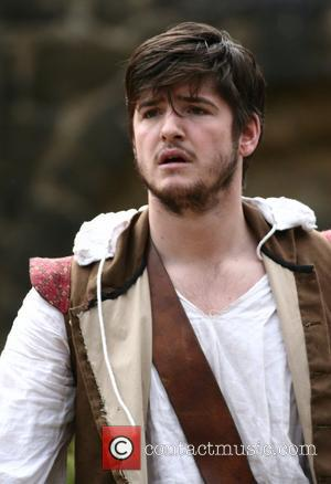 James Alexandrou performing in the Shakespeare plays 'Henry V' and 'As you Like It' at Leeds Shakespeare Festival. Alexandrou stated...
