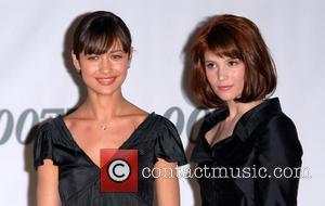 Gemma Arterton and Olga Kurylenko
