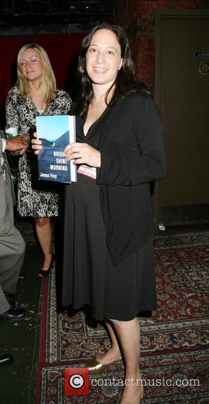 Maya Frey and James Frey