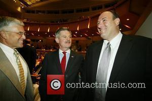 James Gandolfini  The Washington premiere of the HBO documentary 'Alive Day Memories: Home From Iraq'  Washington DC, USA...