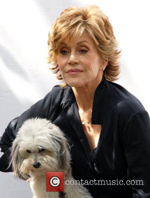 Frightened Fonda Blasts Bush Over American Security