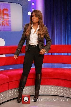 Janet Jackson at a taping of BET'S 106 and Park  New York City, USA - 11.10.07
