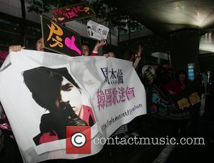 Fans and Jay Chou