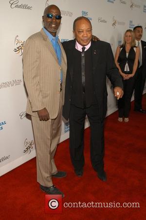 Theloniour Monk Jr, Herbie Hancock and Quincy Jones