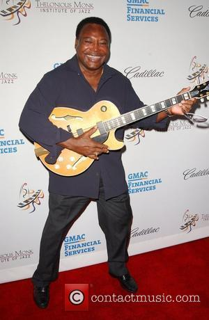 George Benson Thelonious Monk International Jazz Competition and Tribute Concert to Herbie Hancock at The Kodak Theatre Hollywood, California -...