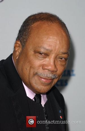 Quincy Jones and Herbie Hancock