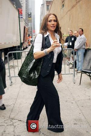 Jennifer Lopez and Sting