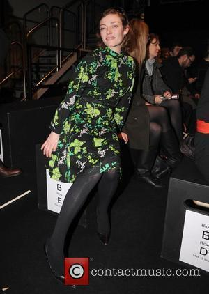 Camilla Rutherford and London Fashion Week