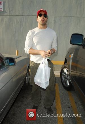Jeremy Piven  rents movies at a West Hollywood Rocket Video in order to research some of his upcoming film...