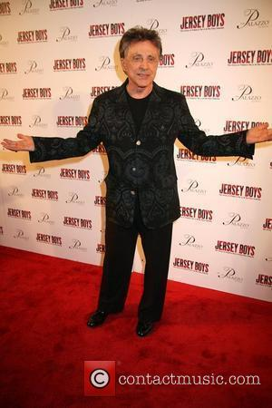Frankie Valli Opening Night of 'Jersey Boys The Story of Frankie Valli & The Four Seasons' at The Palazzo Hotel...