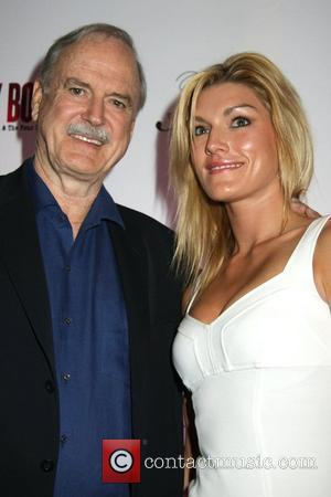 John Cleese Opening Night of 'Jersey Boys The Story of Frankie Valli & The Four Seasons' at The Palazzo Hotel...