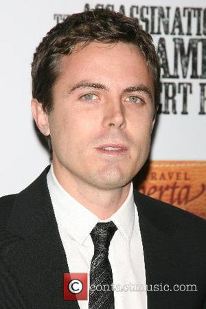 Casey Affleck New York Premiere of 'The Assassination of Jesse James by the Coward Robert Ford' at the Ziegfeld Theatre...