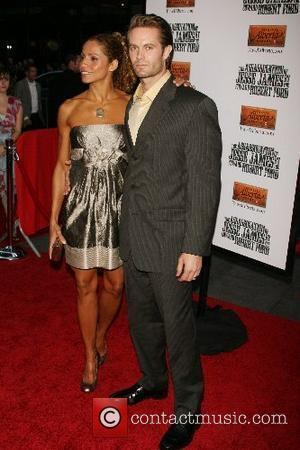Michelle Hurd, Garret Dillahunt New York Premiere of 'The Assassination of Jesse James by the Coward Robert Ford' at the...