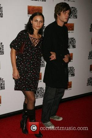 Rain Phoenix and guest New York Premiere of 'The Assassination of Jesse James by the Coward Robert Ford' at the...