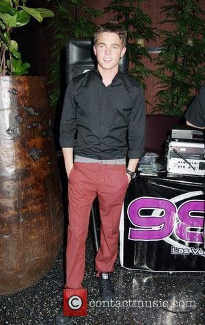 Jesse McCartney at the CD release party for his forthcoming album 'Departure' at Koi Restaurant  Las Vegas, Nevada -...
