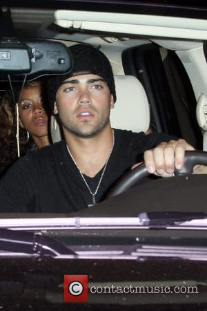 Jesse Metcalfe and Friends Leaving Foxtail Restaurant