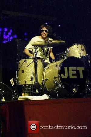 Jet Triumph At Aria Awards