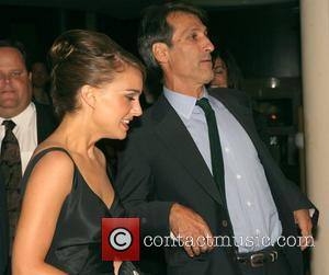 Natalie Portman and Michael Lynton