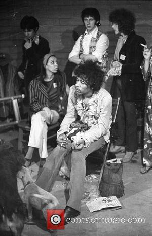 JIMI HENDRIX WITH JOHN ENTWISTLE. 1967 Iconic photographs from legendary music photographer Henry Dilitz will be going on display for the...