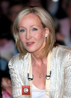 Harry Potter Author Jk Rowling Honoured At South Bank Awards