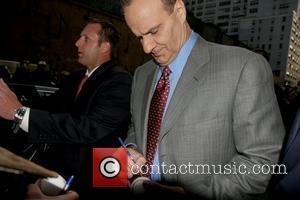 Joe Torre and David Letterman
