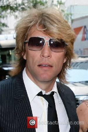 John Bon Jovi and wife Dorothea Hurley leaving their hotel In Midtown Manhattan New York City, USA - 18.06.07