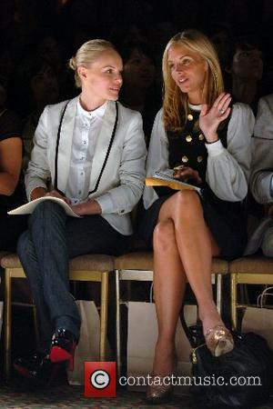 Kate Bosworth and Meredith Melling Burke