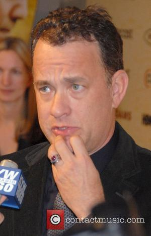 Hanks Rules Out Romantic Role