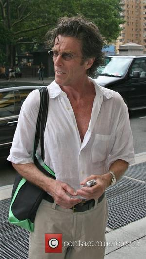 John Glover on his way to appear in Broadway's The Drowsy Chaperone New York City, USA - 11.07.07