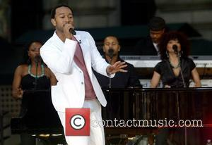 John Legend, ABC, Bryant Park