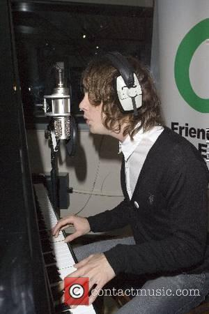 Johnny Borrell The lead singer of Razorlight records a new song in support of The Big Ask, Friends of the...
