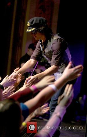Joe Jonas, The Early Show and Times Square