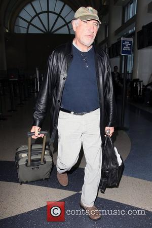 'Numb3rs' star Judd Hirsch arriving at LAX airport to catch a departing flight Los Angeles, California - 06.05.08