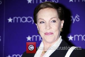 Julie Andrews signs copies of her new book 'Home: A Memoir of My Early Years' at Macy's Philadelphia, Pennsylvania -...